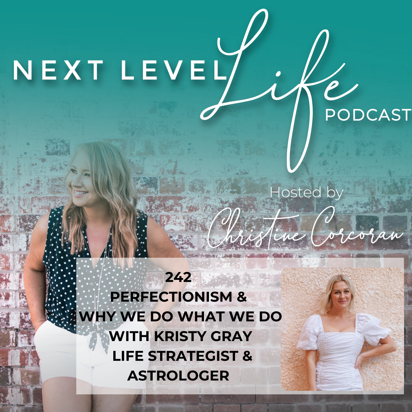 KRISTY GRAY ASTROLOGY NEXT LEVEL LIFE PODCAST