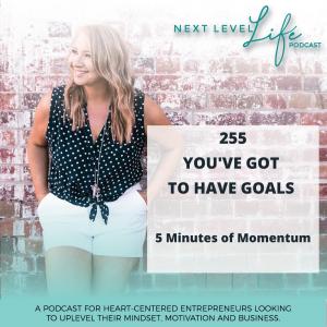 podcast business mindset