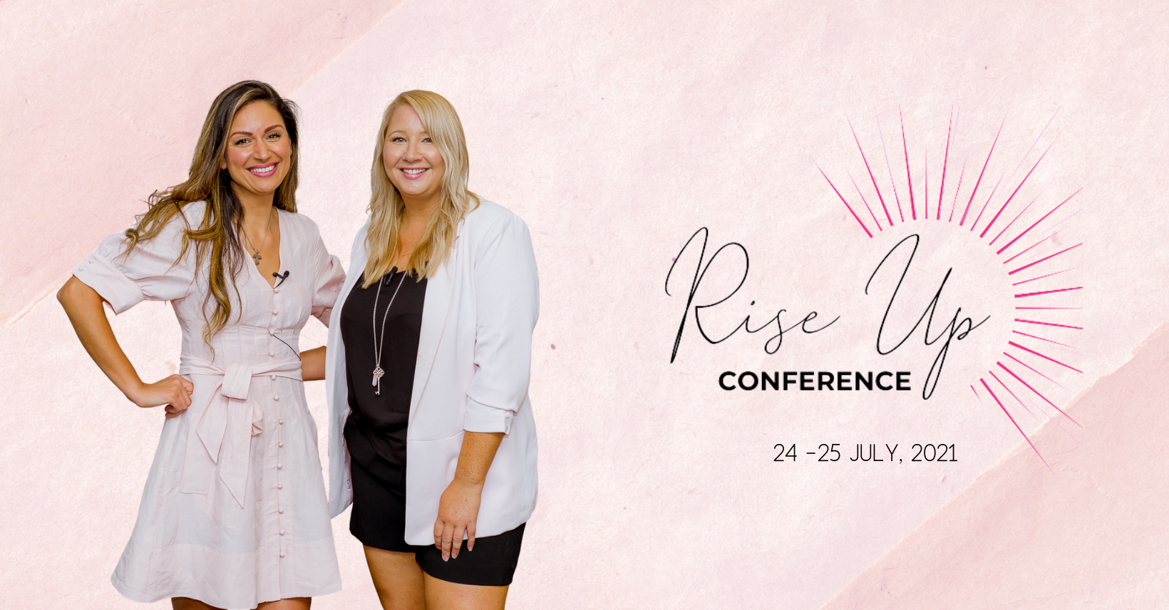 THE RISE UP CONFERENCE