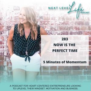 next level life business podcast